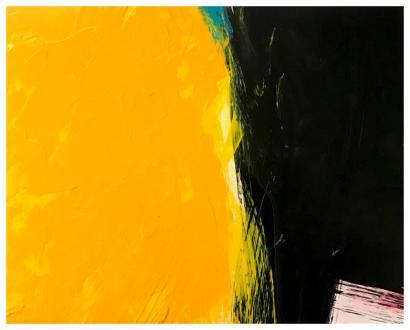 "acrylic, oil pastel on claybord | 10"" x 8"" | $100"