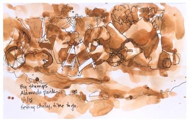 "artgraf graphite, pen on paper | 5.5"" x 8.5"" | $60"