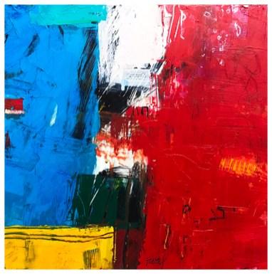 "acrylic on claybord | 12"" x 12"" | $185"