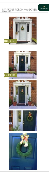 Front Porch Makeover | The Anatomy of Design