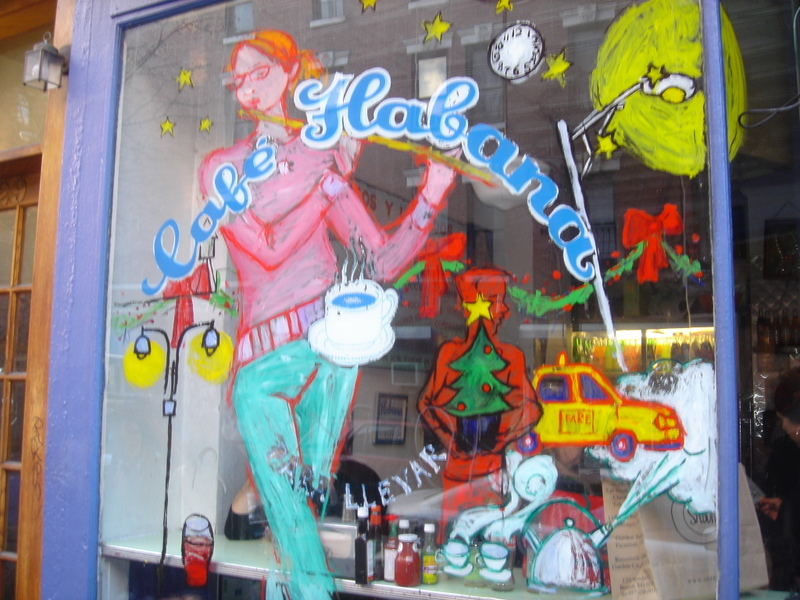 Cafe Habana, SoHo, Manhattan