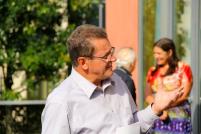 Präsident des ASB-Bremen Lothar Remme.