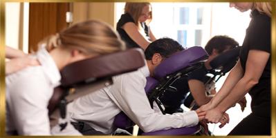 Corporate Chair Massage