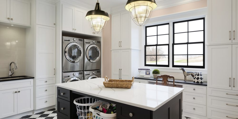 Stunning Laundry Room