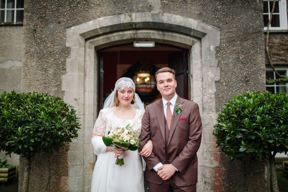Fonmon Castle Wedding Photographer
