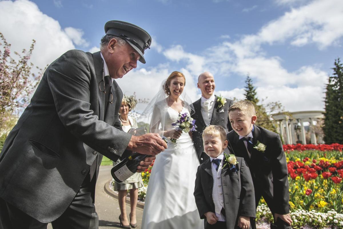Wedding Photography Cardiff