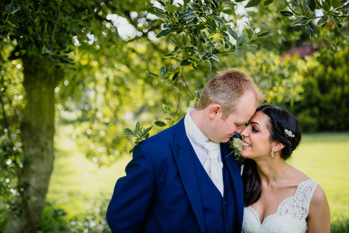Buckland Hall Wedding Photography