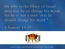 1Samuel15-29