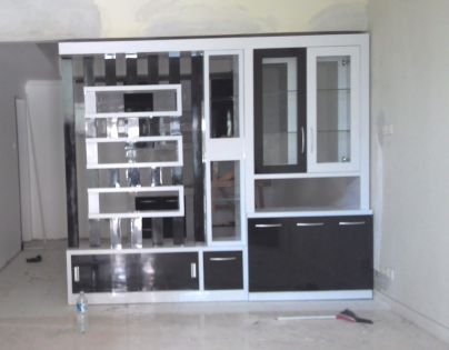 Kitchen Set dan Partisi  M  Interior