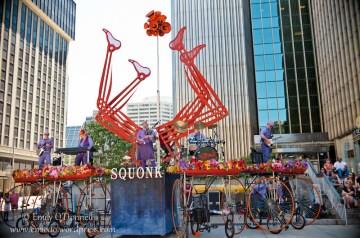 Squonk Opera: Cycle Sonic