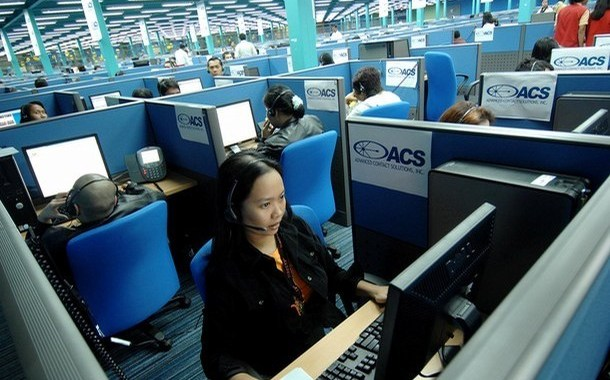 Philippines preferred over India for call centre operations