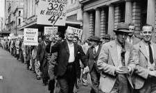 labour strike dubai