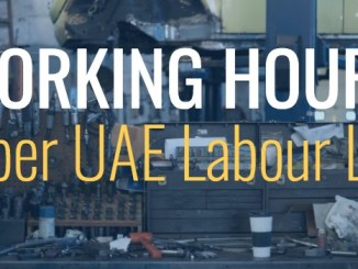 uae labour law work hours