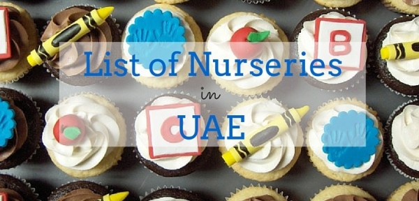 nurseries in dubai