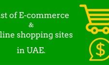 online shopping sites uae