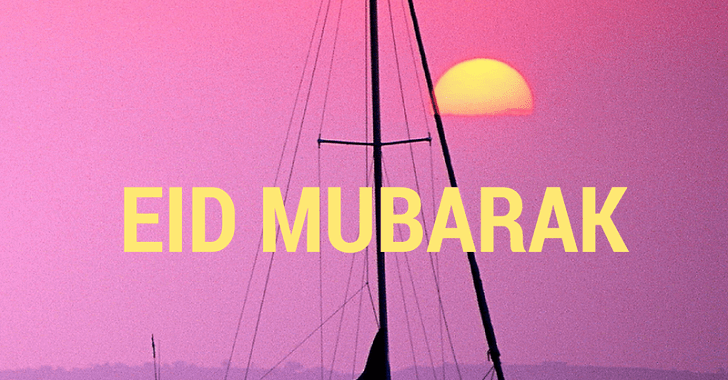 EID Mubarak everybody and enjoy Holidays…