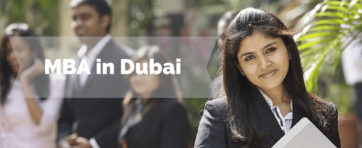 MBA in Dubai ? What are your options?