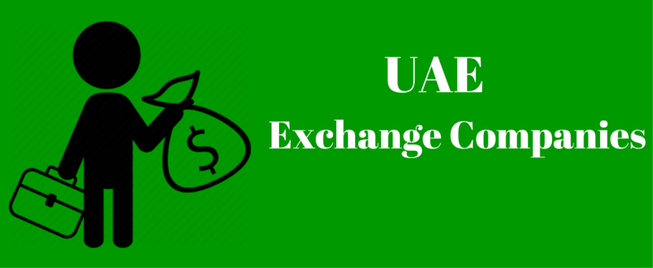 List of Forex Exchange Companies in UAE