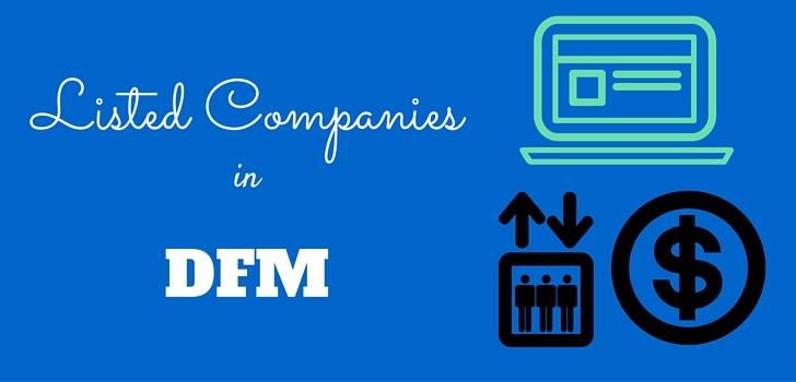 companies in dubai stock market
