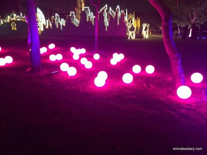 Dubai Garden Glow Review Location Tickets Videos Pictures