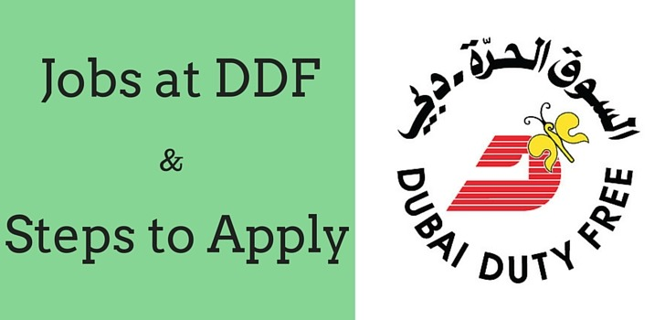 Detailed Guide to Applying Jobs at Dubai Duty Free