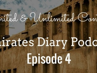 dubai podcast emirates diary