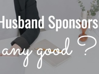 husband sponsorship visa