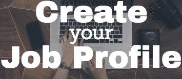 create your job profile online free