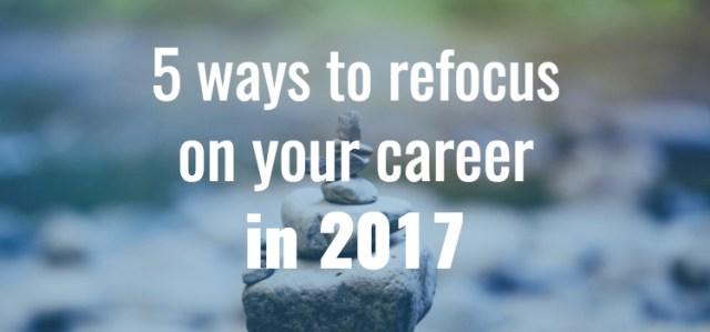 career refocus