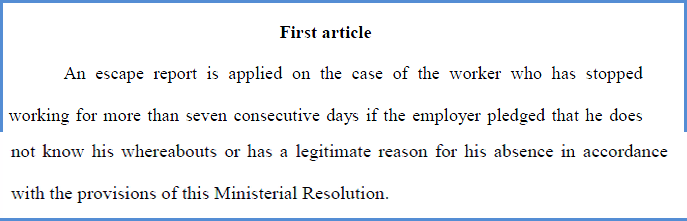absconding in uae labour law resolution