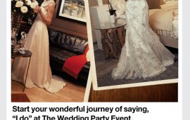 Reminder | Emirates Bride Exclusive Wedding Event With Crate and Barrel Today