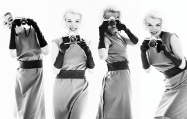 The Exhibition | Marilyn Monroe By Bert Stern At Jamm Art Gallery