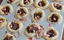 Ramadan Recipes With Farah Sawaf | Pomegranate Beef Pastry With Sweet Yoghurt