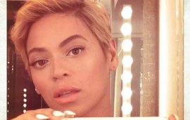 BEAUTY NEWS | QUEEN B CHOPS OFF HER LOCKS
