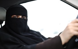 Saudi Women Told Driving Harms Ovaries