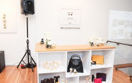Marc Jacobs Launches Social Media Fuelled Pop-Up Store During Fashion Week