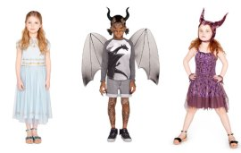 STELLA MCCARTNEY KIDS ANNOUNCES THE MALEFICENT CAPSULE COLLECTION