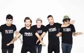 One Direction Are Coming To Dubai
