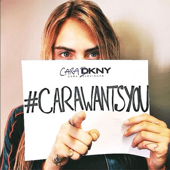 651098597 Cara Delevingne Turns Designer For DKNY... And Acts! – Emirates Woman
