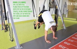 Workout Of The Week | TRX Body  Blast at Smart Fitness