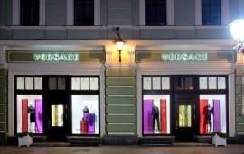 Versace Opens In Russia Despite Controversy
