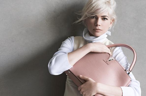 dd35deb732 Michelle Williams For Louis Vuitton – Emirates Woman