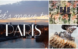 Blogger To Watch | Paris In Four Months