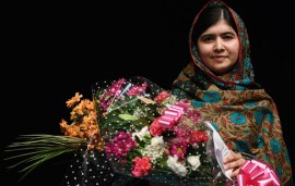 Malala Yousafzai Is Youngest Recipient of Nobel Peace Prize