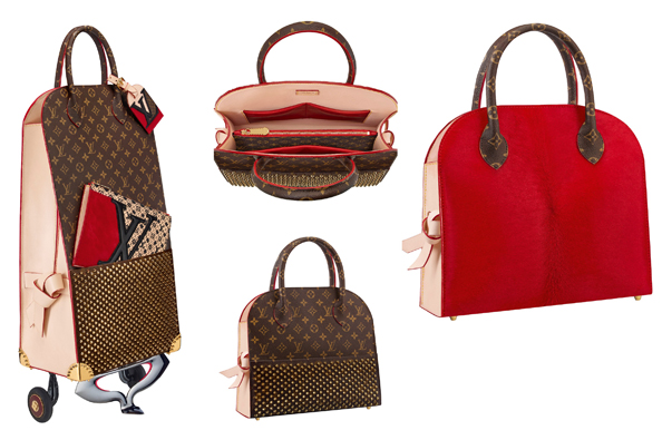 073cf2e1195 Louis Vuitton Celebrating Monogram  The Icon and The Iconoclasts ...
