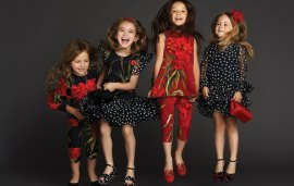 Dolce & Gabbana Mini Fashion Shoot | Pretty Little Things