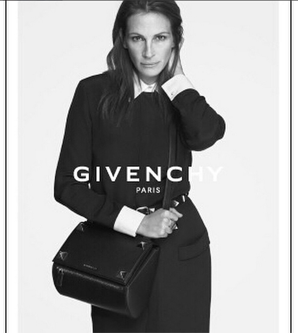 Julia Roberts Is The Face Of Givenchy