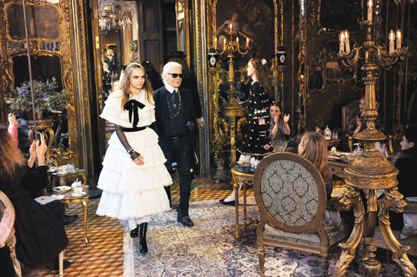The Chanel Métiers D Art Show In Salzburg – Emirates Woman bdb18951437f