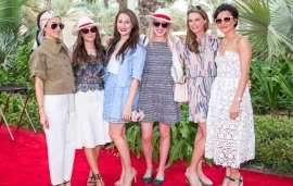 Cartier International Dubai Polo | Best Dressed
