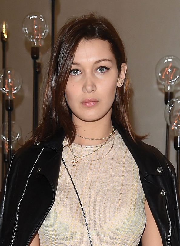 Bella Hadid, International Women's Day